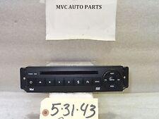 Chrysler Town & Country / Dodge Caravan VES DVD Player Entertainment System OE