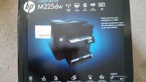 New-DEMO-HP-LaserJet-Pro-MFP-M225DW-Wireless-All-In-One-Printer