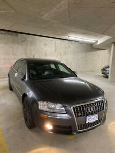 Audi S8 4dr Sdn 2007 Vancouver