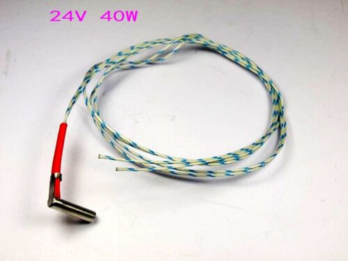 plus 24V 40W Right Angle Heating Tube 1 meter 3D Printer Accessories Ultimaker