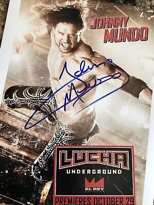 Ivelisse Signed 8x10 Photo Lucha Underground Picture Pro Wrestling Autograph 4