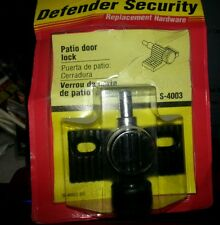 Prime Line Products Defender Security Patio Door Lock (S4003)