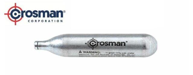 20 x Co2 POWERLETS 12g Crosman Gas Cartridges Airgun Pistol C02 Capsule