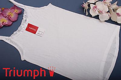 Triumph BH-Hemd    Unterhemd MP-56643 Shirt 01    100/% Baumwolle NEU