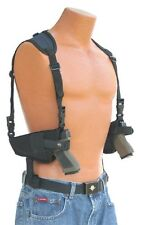 Ruger P-94,P-95,P-97,P-345,SR-40,SR-9 Pistols Two Gun Double Shoulder holster