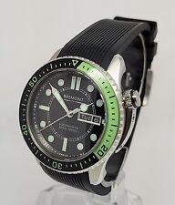 Bremont Supermarine S500/BK-GN Green B&P 2012 43mm Men's Watch