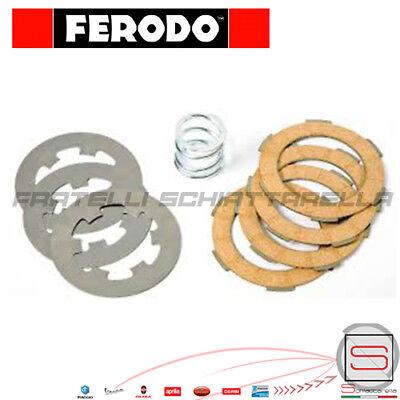 KIT FRIZIONE FERODO FCS0578ME 7 DISCHI PIU MOLLA PER VESPA 50 PK XL RUSH