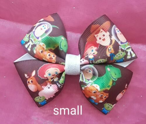 Toy Story Hair Bow x2