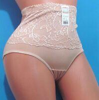 Grace Black White Blue Pink Purple Ivory Beige High Cut Sissy Panties M L Xl Xxl