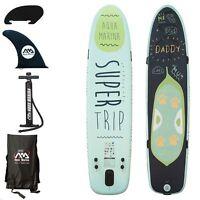 Aqua Marina Super Trip Inflatable Stand Up Paddle Board Sup-515918