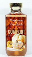 Bath & Body Works Pumpkin Latte & Marshmallow - Comfort Shower Gel - Body Wash