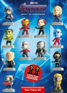 McDonalds-2019-Marvel-Avengers-Happy-Meal-Toy-Brand-New-in-Sealed-Package