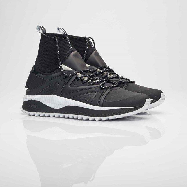 Puma Tsugi Kori 363747-01 Black Men Size US 10 NEW 100% Authentic