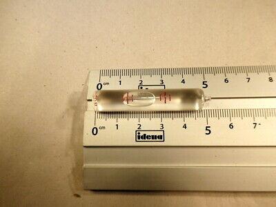 Röhrenlibelle Wasserwaage Libelle L = 9 cm Ø = 15 mm Empfindlichkeit 0.05 A 4