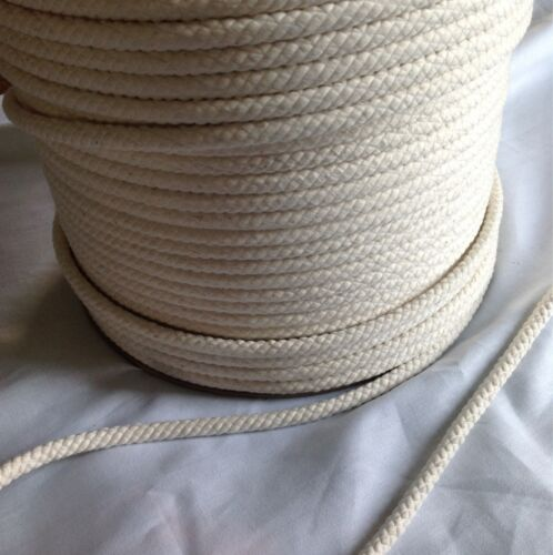 """19 yds 3 //8/"""" Cotton Welt Cord for fabric piping Sewing Fabric Piping Quilting"""