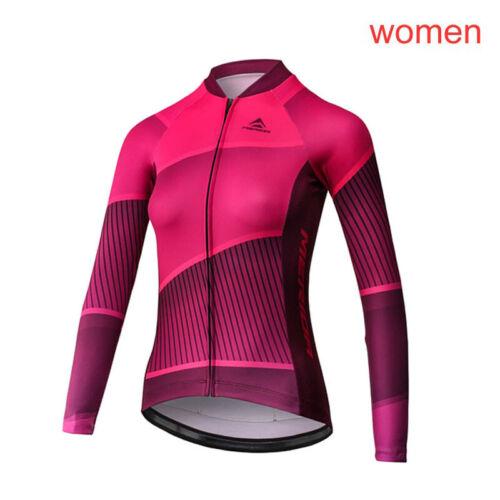 New women cycling jersey 2019 Pro team bike long sleeve shirt bicycle sportswear