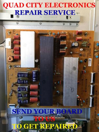 Repair Service for LG Z-SUS Boards EBR73561701 or EBR67820001