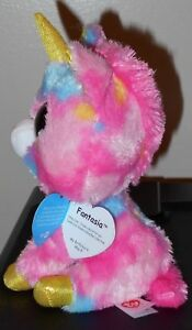 TY Beanie Boos - FANTASIA the Unicorn 6