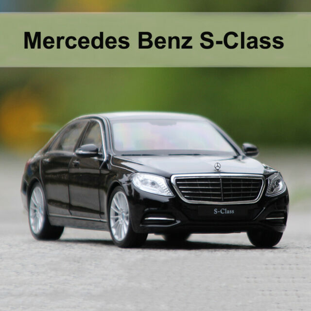 2007 S550 For Sale >> 1 24 Mercedes Benz S Class Diecast Model Cars Toys Replica Collection By Welly