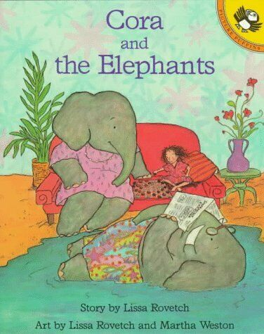 Cora and the Elephants  Picture Puffins