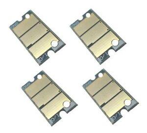 4 x Color Toner Reset Chip for Konica Minolta 4650EN 4695MF 4650DN 4690MF 4695