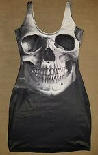 Black Milk - Skull Black Dress - sold out MUSEUM piece - Size M - BNWT