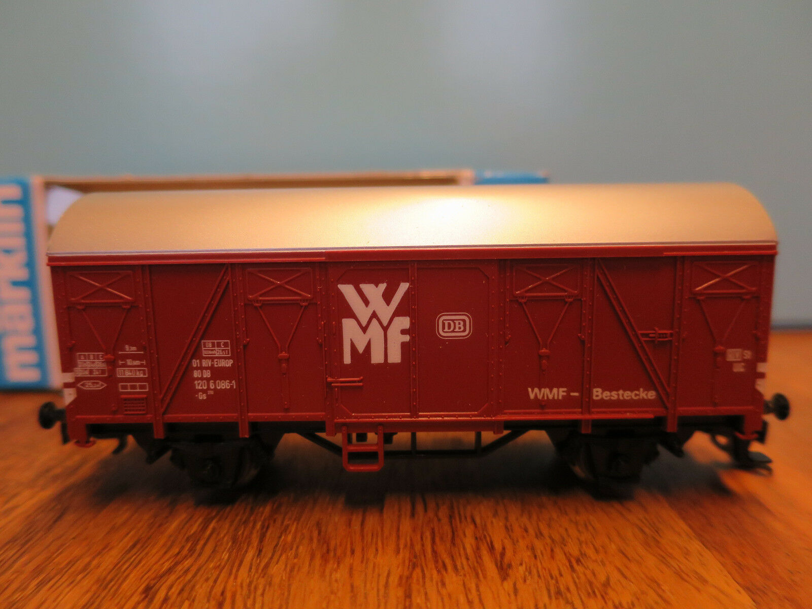 (H01 P2) Märklin Special Car   WMF Cutlery Limited   Top Nip