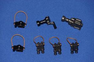 Playmobil Fernglas Fotoapparat Kamera Videokamera Zubehör Polizei Sammlung #33