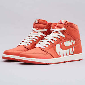 Details about Nike Air Jordan 1 Retro High OG Vintage Coral Size 12.5.  555088-800