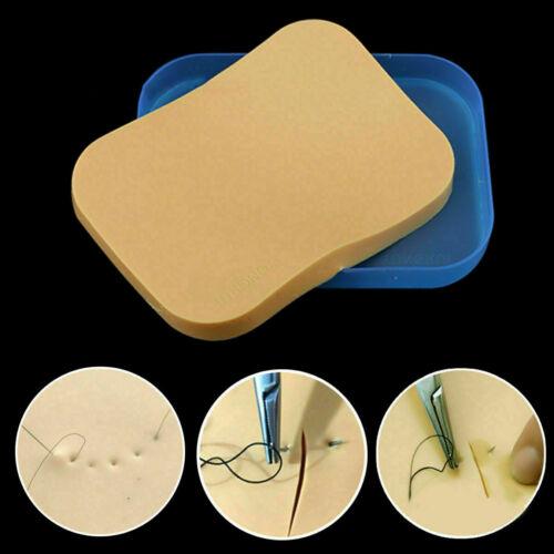 Silikon Suture Trainings Pad Medical Surgical Incision Haut G9W4 Mod Mensch L4C5