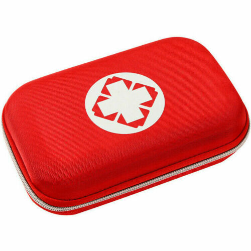 Outdoor Home Empty First Aid Survival Medical Bag Pouch Emergency Case