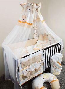 Belle Mousseline Canopy/tulle Drape 200x160cm + Metal Clamp Support-zoo Orange-afficher Le Titre D'origine Vous Garder En Forme Tout Le Temps