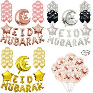 Feuille-D-039-aluminium-Eid-Moubarak-Lettre-Ballons-Set-Eid-Decorations-de-fete-16-in-environ-40-64