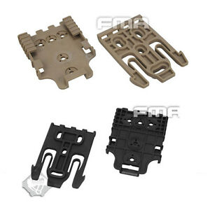 Tactical-FMA-TB1042-BK-DE-QLS-Quick-Locking-System-kit-for-Safariland-Holster