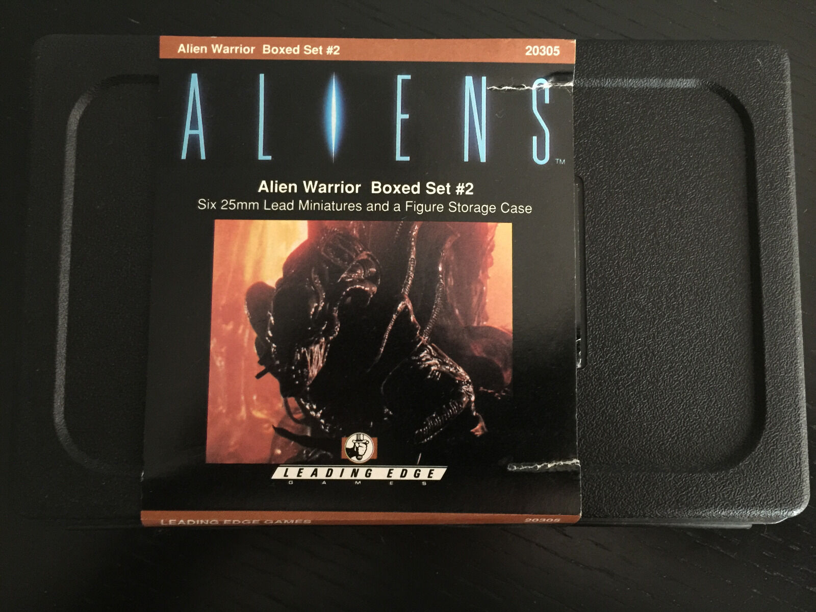 1992  el primer traje de Boxeo de de de un soldado alienígena. 24e