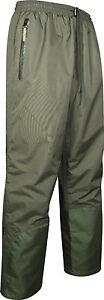 Featherlite-Impermeable-Transpirable-Caza-Senderismo-Pantalones-sobre-pantalones