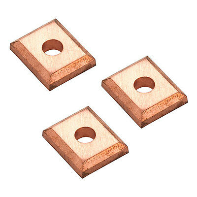 Lot of 3 Copper Spring Saddle for Tattoo Machine Deck Replacement Parts