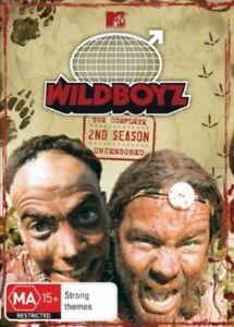 NEW-Wildboyz-Season-2-DVD-2006-2-Disc-Set