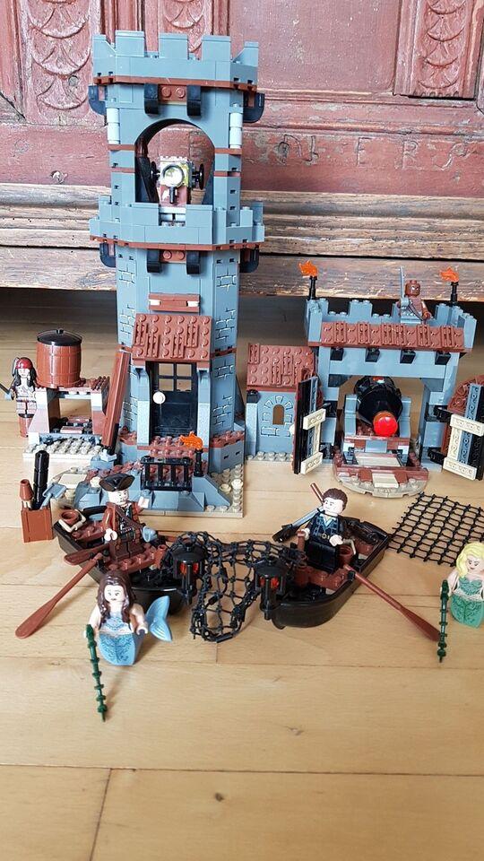 Lego Pirates of Caribbean, 4194 Whitecap Bay