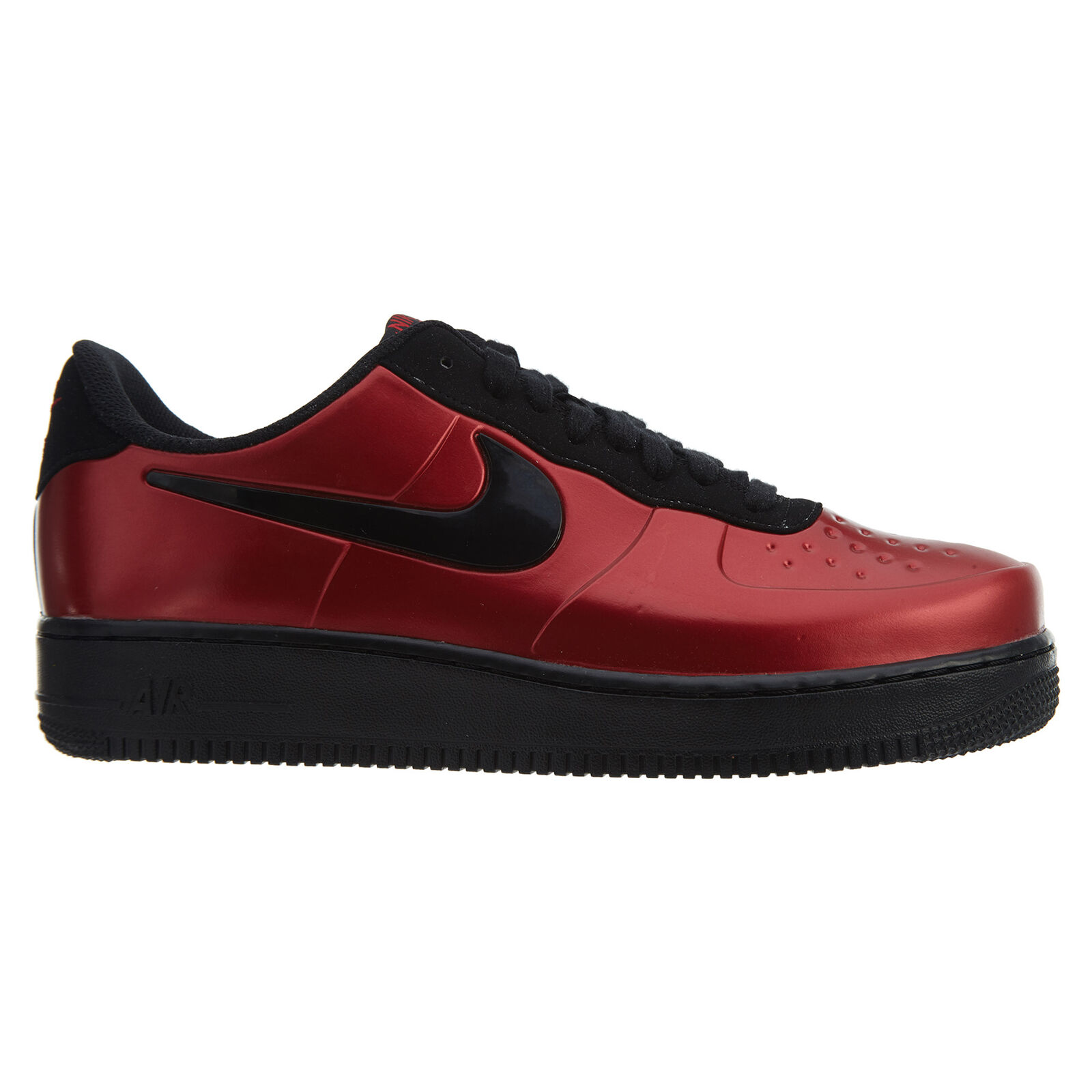 Nike Pro Air Force 1 Foamposite Pro Nike Cup Mens AJ3664-601 Gym Red Black Shoes Sz 10.5 c86753