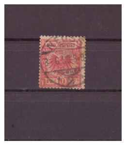Empire-Allemand-Minr-47-B-Kgs-Neuss-03-06-1893-Verifie-BPP-Zenker
