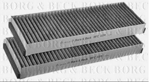 BFC1114 BORG /& BECK CABIN POLLEN FILTER fits VAG