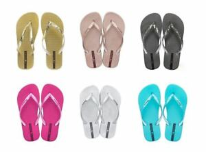 0470e7af481168 Ipanema Brazil Women Glam Flip Flop Sandals Vary Colors All Sizes