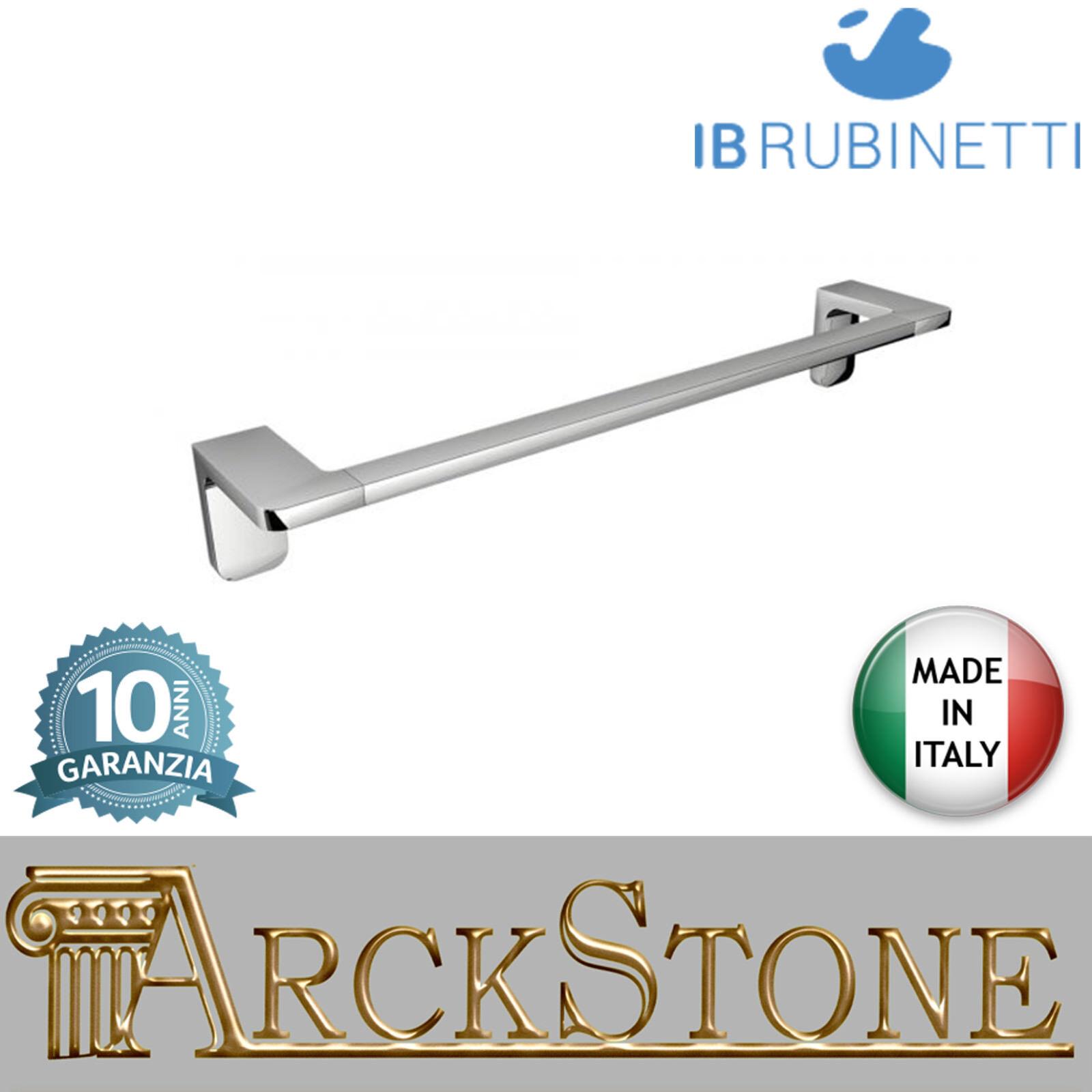 Handtuchhalter an der Wand abs Chrom IB Rubinetti taaac taaac taaac Bad-Accessoires 1e479d