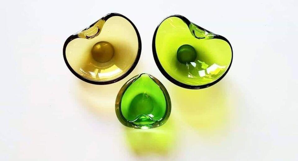 Glas, Holmegaard skåle, Per lutken