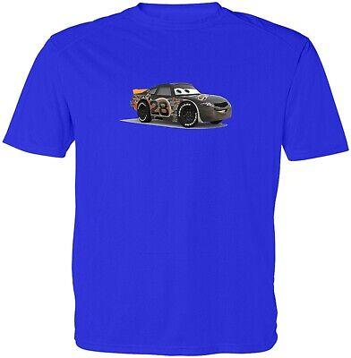 Disney Cars Sheriff Chevy Bel Air Kid Girl Boy Youth Video Game Cartoon T-Shirt