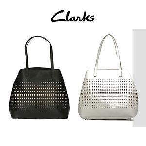 Clarks Main À Bordeaux Sac Femmes Blanc Grand Noir Mixbury rWoedBQxC