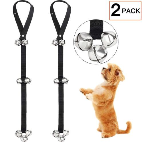 Folksmate Dog Doorbells For Potty Training 2 Pack Potty Bells With 7 Extra Loud