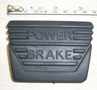 1964 Chevy Nova Or Chevy Ii Brake Pedal Pad Power Brakes Manual Transmission