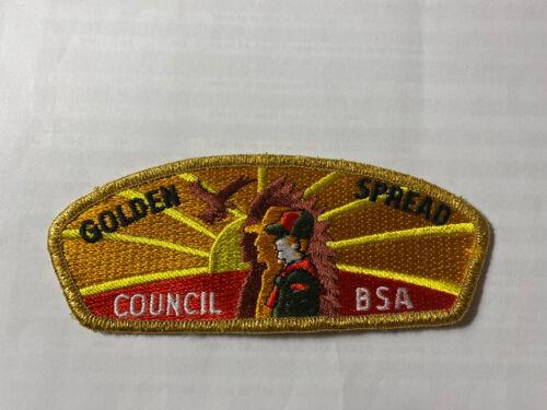 MINT CSP Golden Spread Council Texas S-1